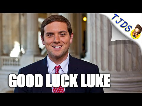 Luke Russert Moves On To Bigger And Better Nepotism - Will He Be Okay?