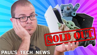 And you thought the GPU Shortage was bad... Tech News Sept 12 2021
