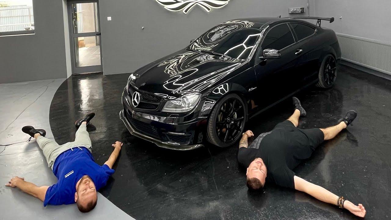 SATANWAGEN NA SLOVENSKU | Navsteva Different Cars Showroom vo Svite - KOZA BOBKOV