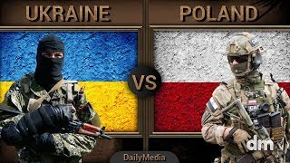 Ukraine vs Poland - Army/Military Power Comparison 2018 (Ukrainian Army vs Polish Army)