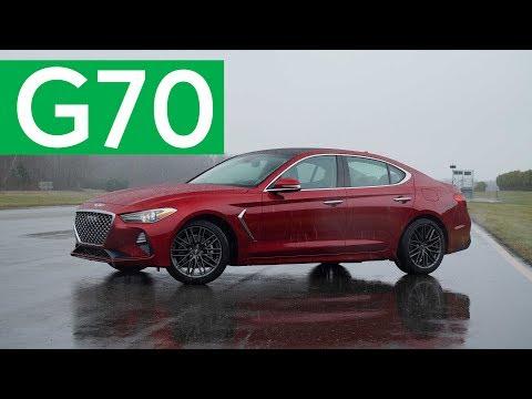 2019 Genesis G70 Quick Drive | Consumer Reports