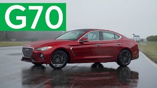 2019 Genesis G70 Quick Drive | Consumer Reports