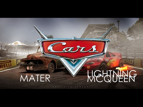 | The Cars | Lighnting McQueen and Mater | Mazda MX-5, Ford F100 | by RP.DSGN