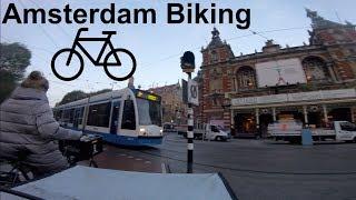 Sightseeing Amsterdam - Biking in The Netherlands - Holendrecht - Sloterdijk