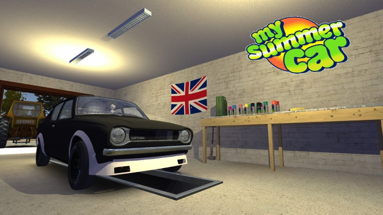 My Summer Car Save Game File