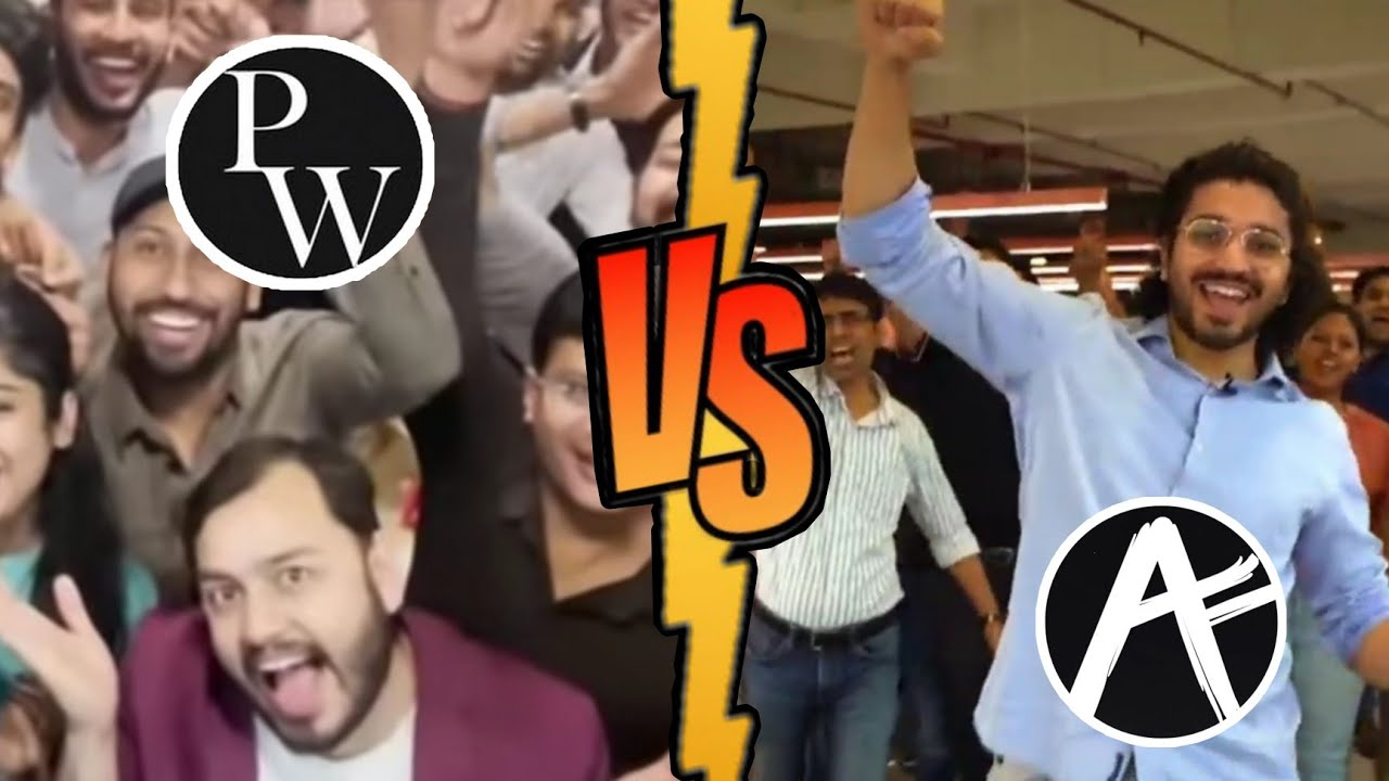 Download Physics Wallah Office Tour VS Aman Dhattarwal Office Tour | Alakh Pandey Office Tour