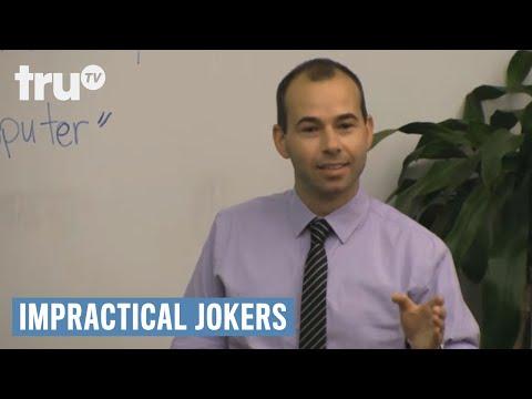 Impractical Jokers - Hard Drive Unleashes Dirty Secrets (Punishment) | TruTV