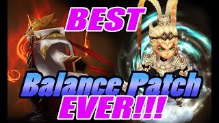 Summoners War - Best Balance Patch! NoKappa Thank you Com2us!!!