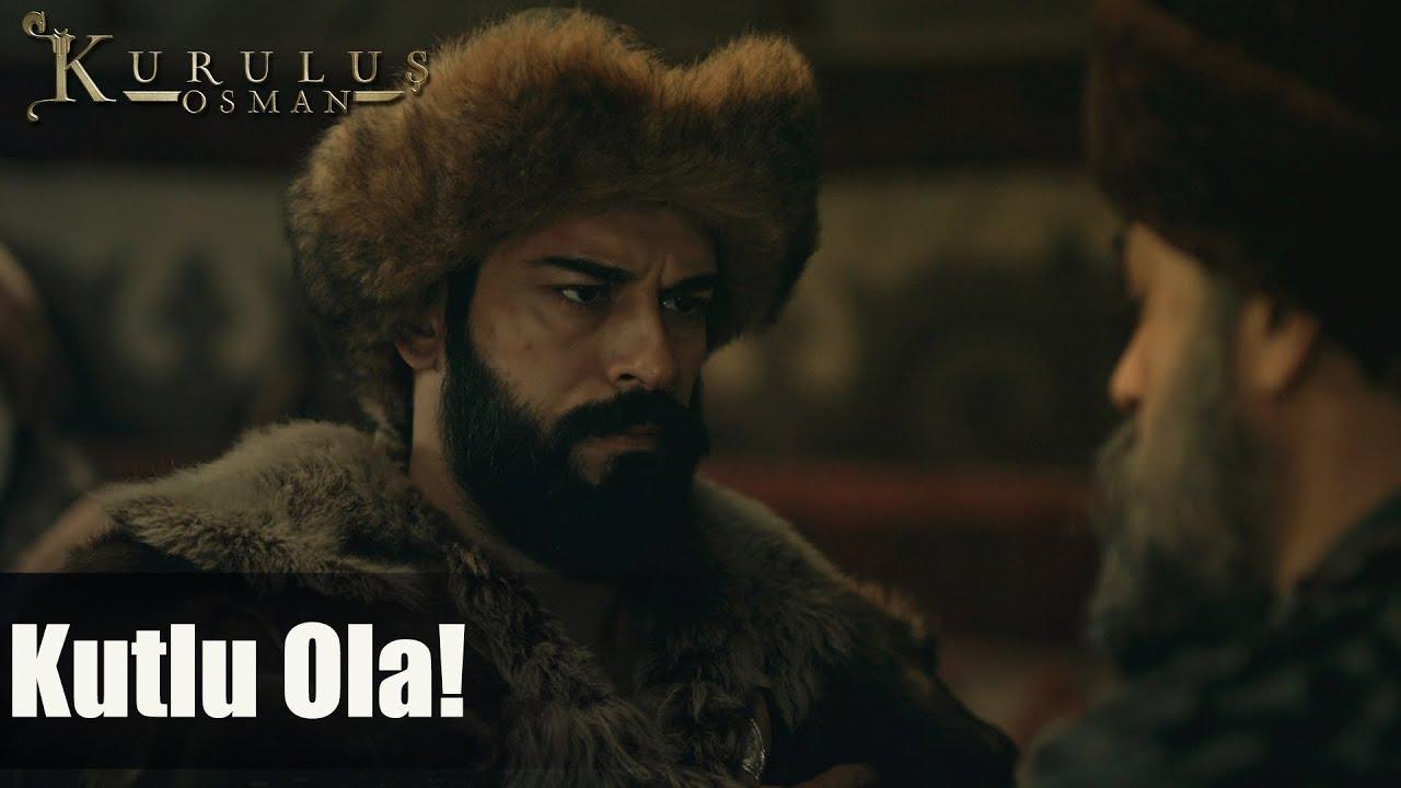 Kayı'nın yeni beyi Osman Bey oluyor! - Kuruluş Osman 40. Bölüm