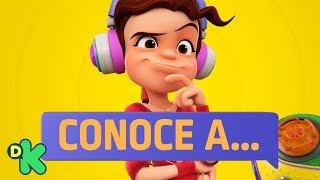 Conoce a Dolores | Mini Beat Power Rockers | Discovery Kids