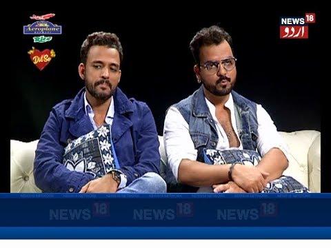 Dilse -  Interview Of Singers Toshi Sabri and Sharib Sabri On News18 Urdu