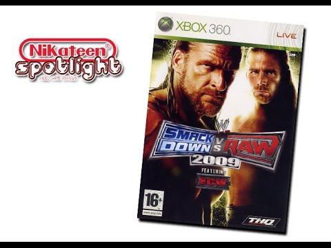 SVGR - WWE SmackDown vs. RAW 2009 (XBOX 360)
