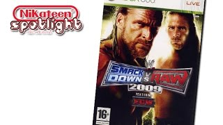 SVGR - WWE SmackDown vs. RAW 2009 (XBOX 360)