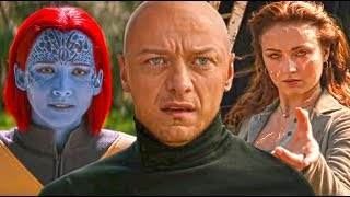 X-MEN: DARK PHOENIX ¿Reboot de X-MEN 3 o GENIALIDAD?