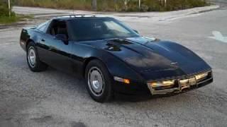 Corvette 1986 C4 Frankenstein