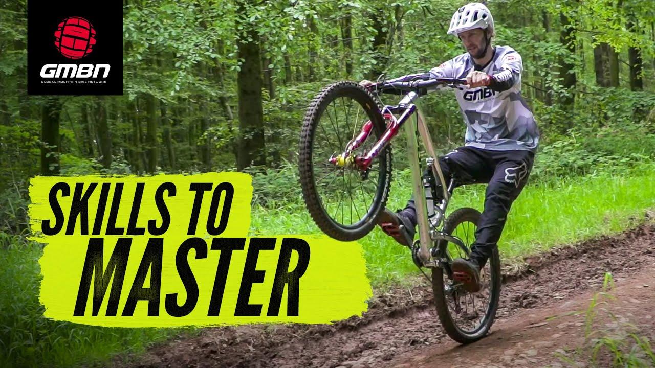 7 Essential Mountain Bike Skills | MTB Skills You Have To Master
