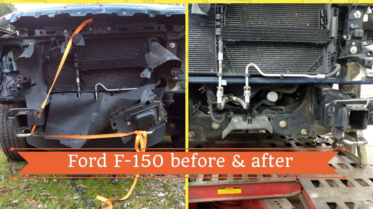 hight resolution of ford f 150 frame repair and what parts needed truck frame repairs are time consuming