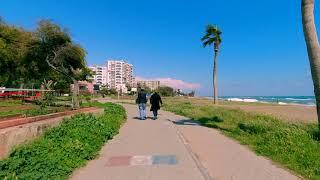 🇹🇷 Пляж Мерсина на электроскутере / Часть 1