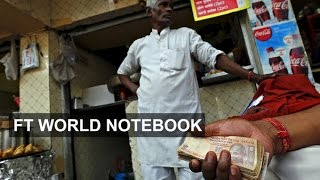 India's budget draws growth doubts I FT World Notebook