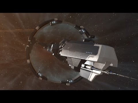 EvE Online Exploration #4 Into the Drone Regs!