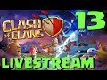 Clash of Clans - Reboot - Live Stream 13 - Clan Games