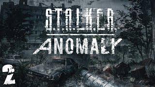 S.T.A.L.K.E.R. Anomaly 1.5 #2. Обживаемся