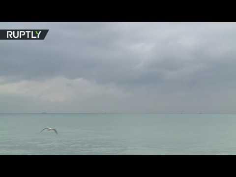 7 главных видео о крушении Ту-154 под Сочи