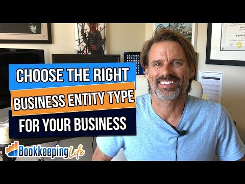 Should You Become an LLC or What - Choose The Right Business Entity Type