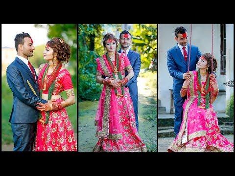 Sandesh Weds Dipa (Nepali Wedding Highlights)