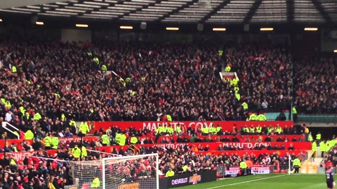 Arsenal Live Wallpaper Hd Liverpool Fans At Old Trafford Youtube