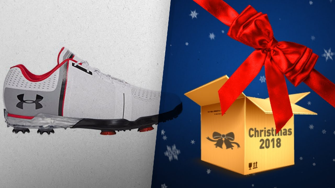 bea874e8b1a4a Under Armour Men's Spieth One Golf Shoes / Countdown To Christmas 2018! |  Christmas Gift Guide