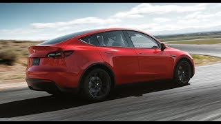 💥Tesla Model Y: Elon Musk Announces Release Date for Electric SUV !!