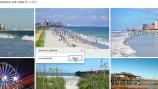 How To Create & Use a Lightbox in Shutterstock