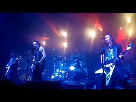 Acid Drinkers - Marian Is A Metal Guru (CK Wiatrak 10.11.17r)