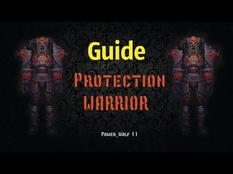 [Воин: Защита] Основательный Гайд на пвара (прото-танк) в ПвЕ! | WoW 3.3.5a