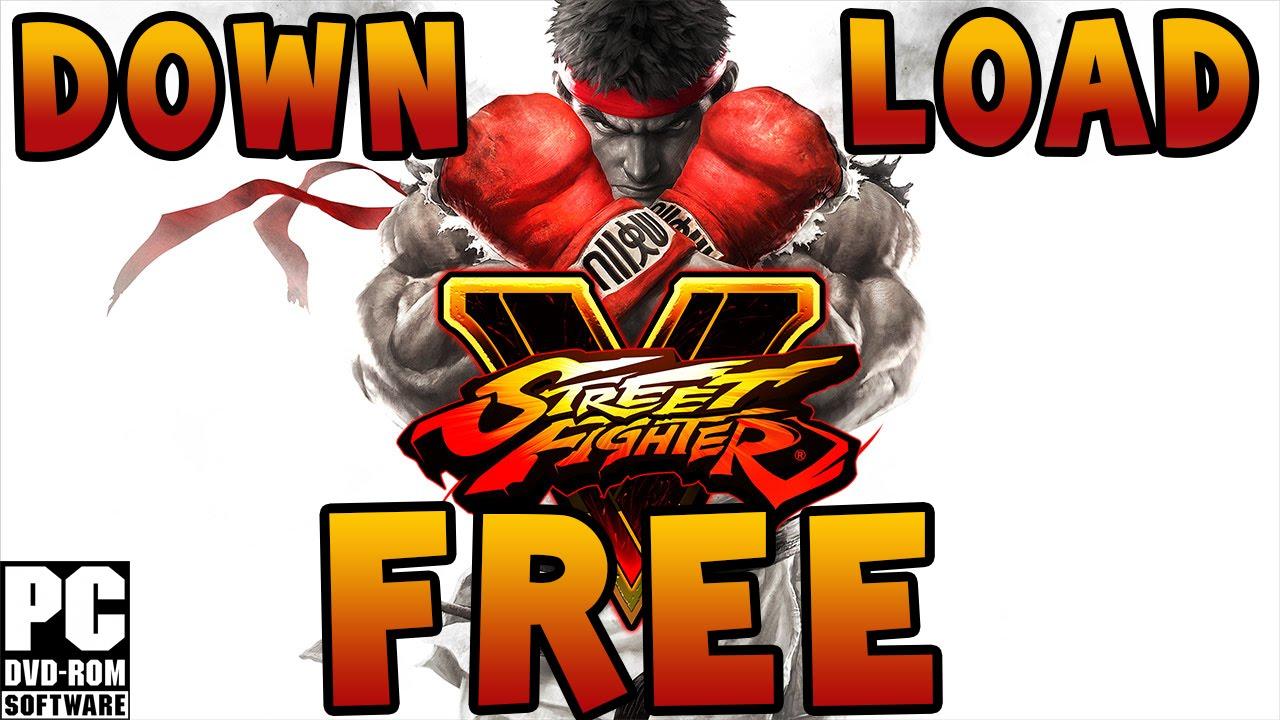Image result for Street Fighter V Download PC Free