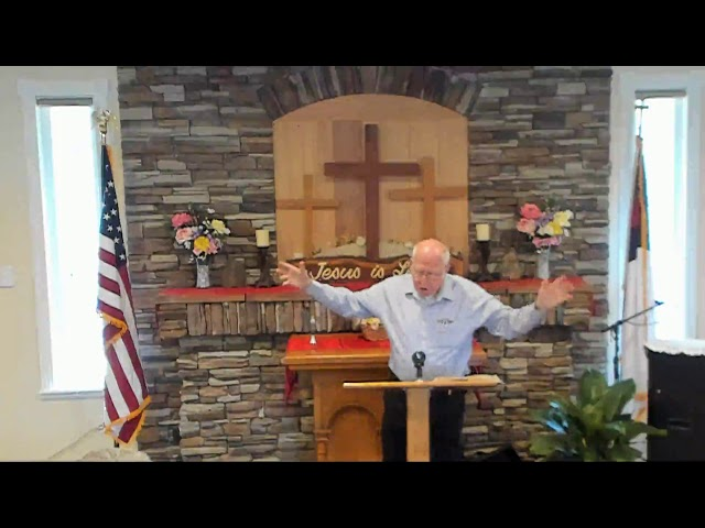 Sunday Service - May 26, 2019 - A Rebel In The Boat