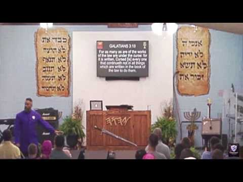 Sabbath Service 04-29-17 | The Law |