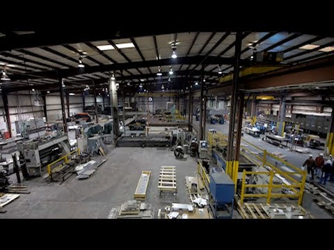 Steel & Stainless Steel Fabrication | Benton & Sons - North