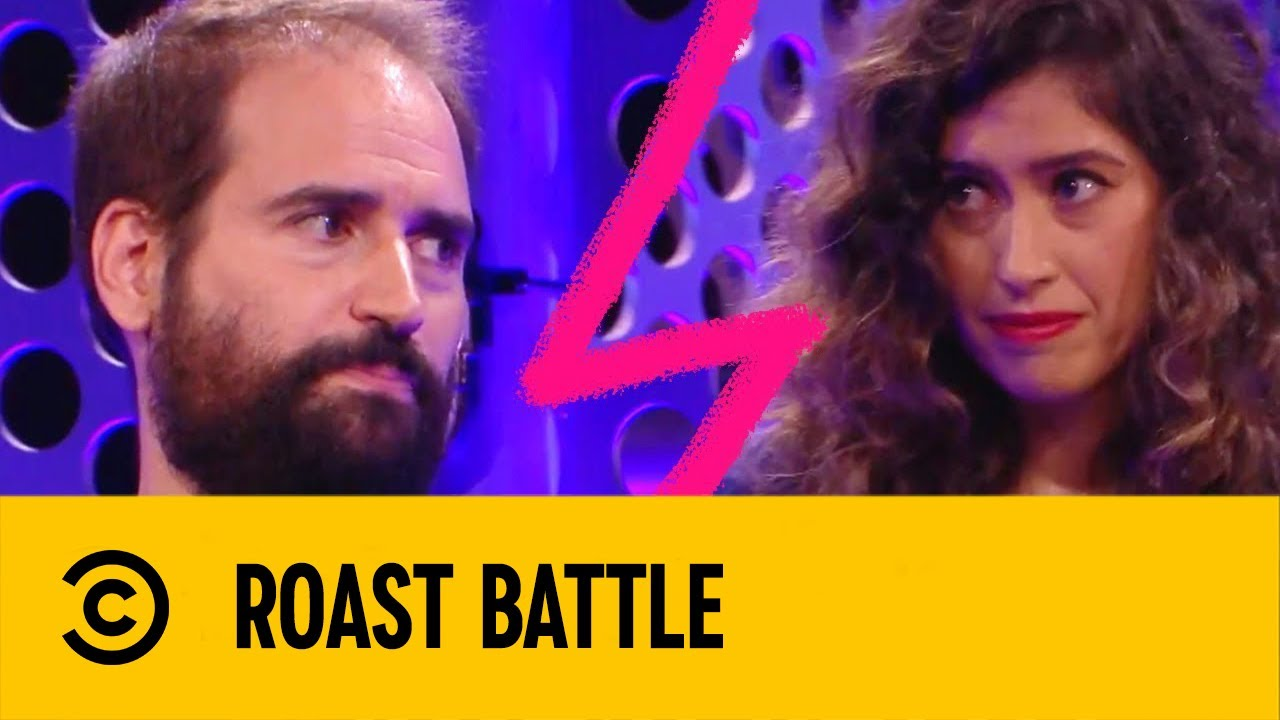Pilar de Francisco VS Borja Sumozas | Roast Battle | Comedy Central España