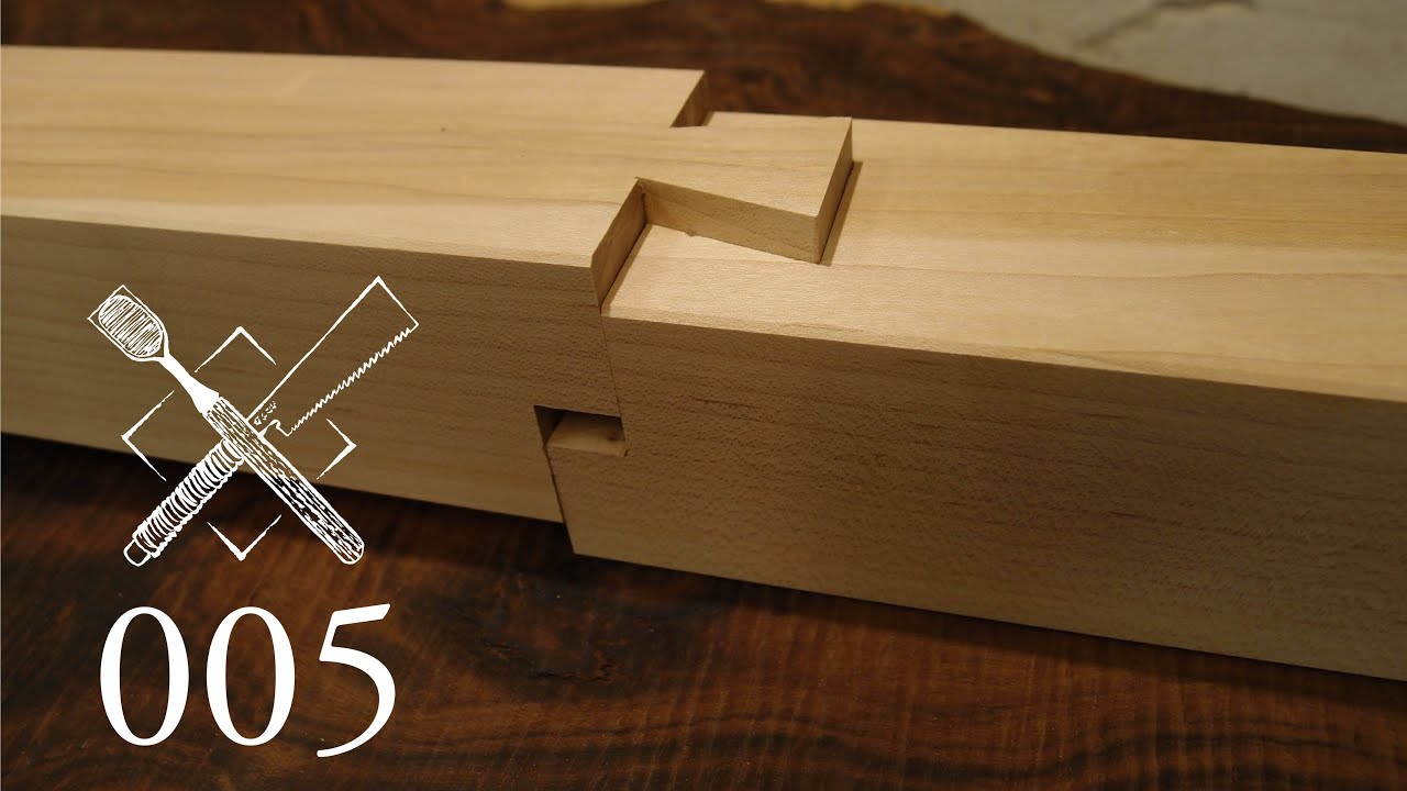 Joint Venture Ep 5 Stepped Dovetailed Splice Japanese