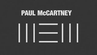 "Paul McCartney – ""New"" (lyrics)"