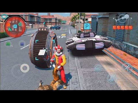Gangstar Vegas - Most Wanted Man # 17 - Clown