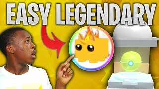 HOW TO GET A **LEGENDARY PET** IN ROBLOX PET TRAINER