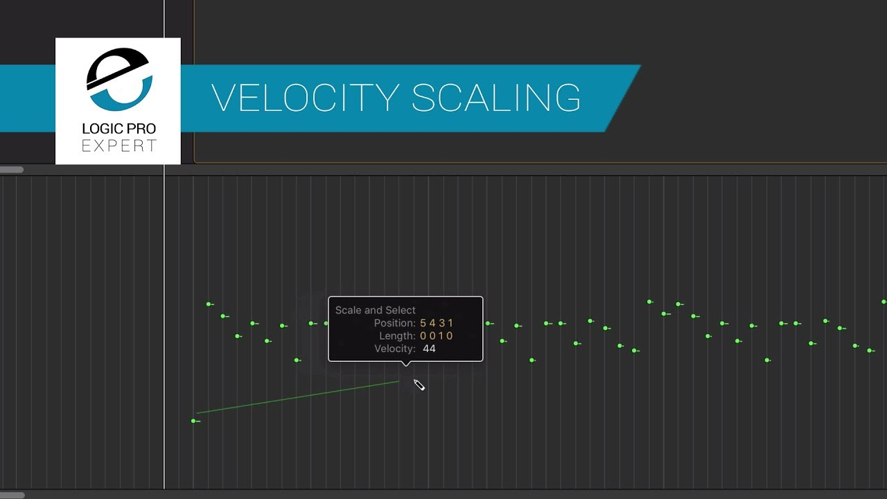 Did you Know There Are Two Ways To Scale MIDI Velocities