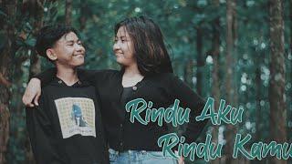 Download lagu RINDU AKU RINDU KAMU - NINI CARLINA & DOEL SUMBANG   COVER FARHAN & NAZWA
