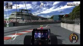 F1 2009 (Wii) Grand Prix de Monaco
