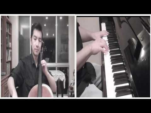 Bruno Mars: When I was Your Man (Cello and Piano Cover)
