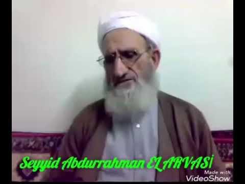 Seyyid Abdurrahman ARVASi Hz Gavsı Hizan Ve Mürşidi şeyh Seyyid Yusuf ARVAS Hz Lerine Ithafen Kaside
