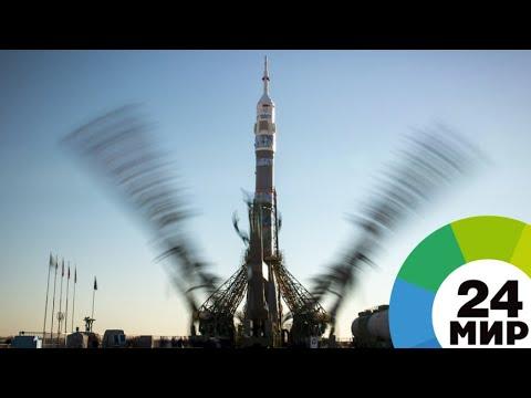 Перестыковка «Союз МС-13» на МКС для приема робота Федора